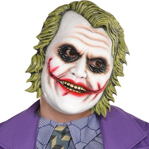 Adult Joker Costume Plus Size - The Dark Knight Image #2