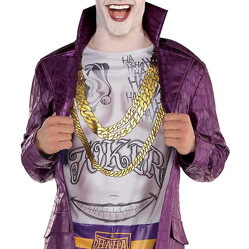 Adult Psycho Joker Costume - Suicide Squad Image #2