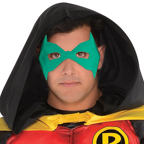 Adult Robin Muscle Costume Plus Size - DC Comics New 52 Image #2
