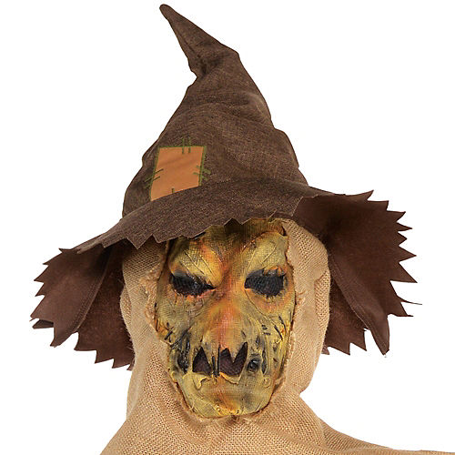 Adult Scary Scarecrow Costume Image #2