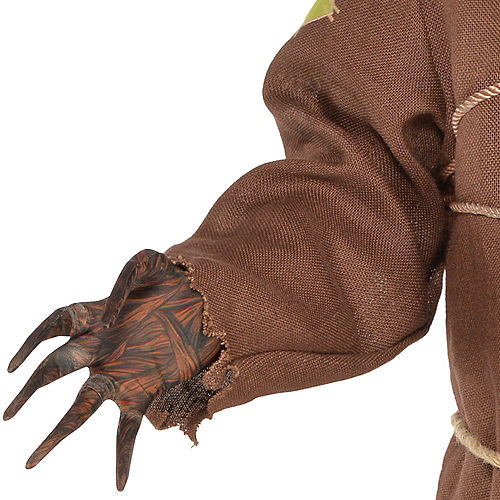 Adult Scary Scarecrow Costume Plus Size Image #4
