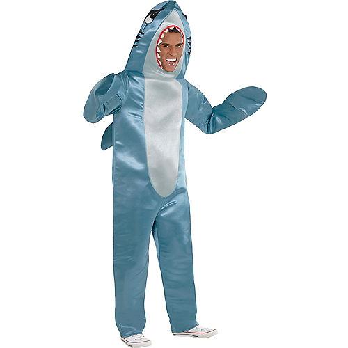 Adult Shark Costume Image #1