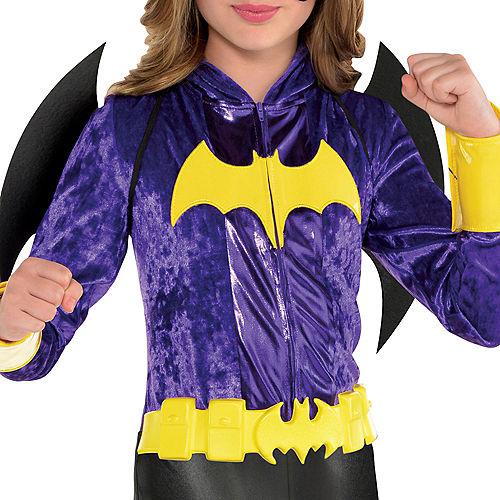 Girls Batgirl Jumpsuit Costume - DC Super Hero Girls Image #3