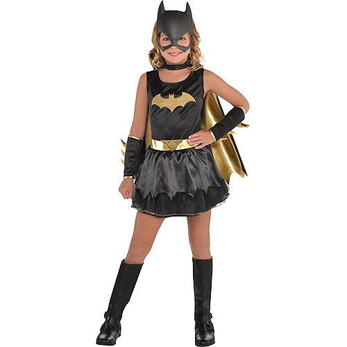 Girls Batgirl Costume - DC Comics New 52 Image #1