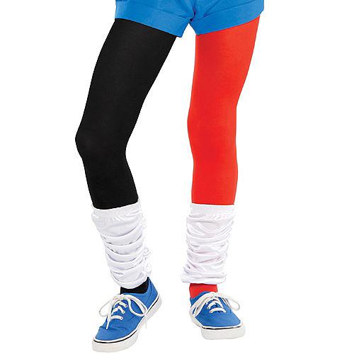 Girls Romper Harley Quinn Costume - DC Super Hero Girls Image #4