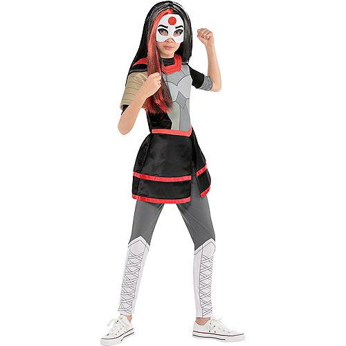 Girls Tunic Katana Costume - DC Super Hero Girls Image #1