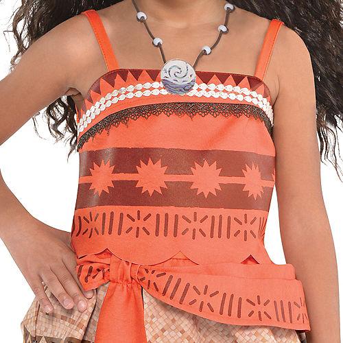 Girls Moana Costume Image #3