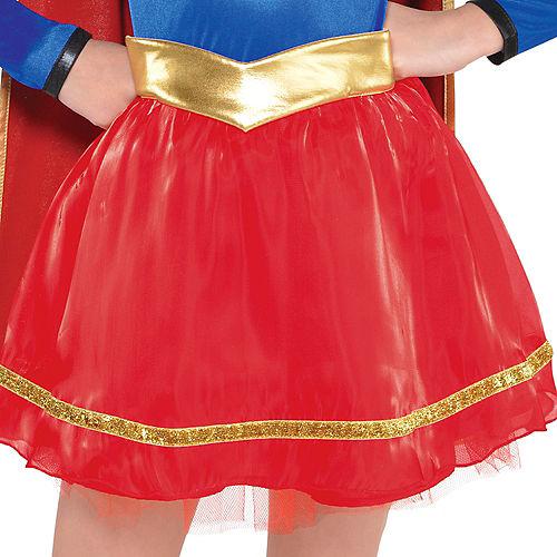 Girls Supergirl Costume - Superman Image #3