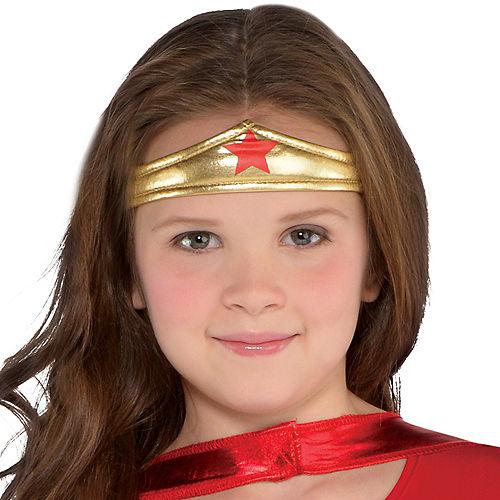 Kids' Wonder Woman Deluxe Costume Image #2