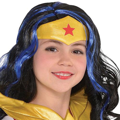 Girls Wonder Woman Jumpsuit Costume - DC Super Hero Girls Image #2