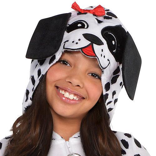 Girls Dalmatian Costume Image #2