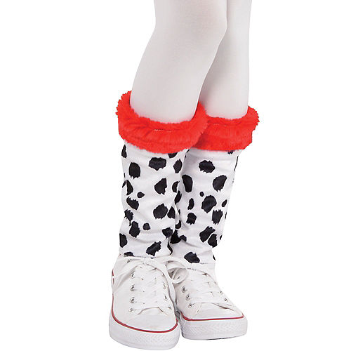 Girls Dalmatian Costume Image #4