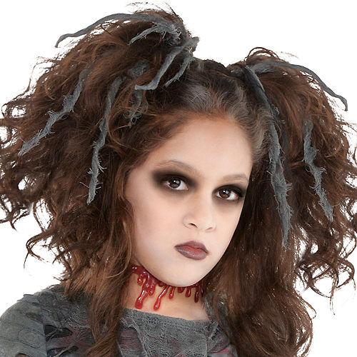Girls Undead Walker Zombie Costume Image #3