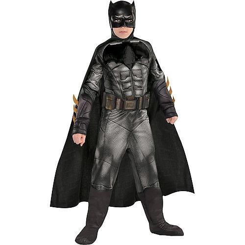 Boys Batman Muscle Costume - Justice League Image #1