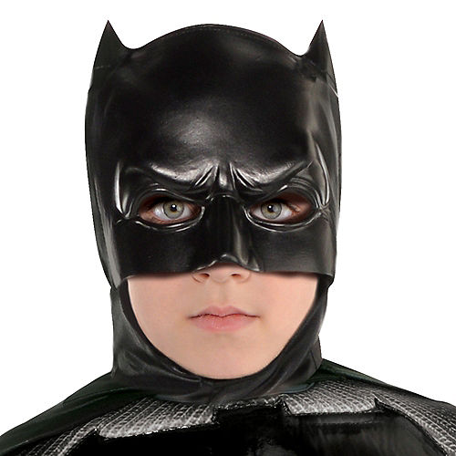 Boys Batman Muscle Costume - Justice League Image #2