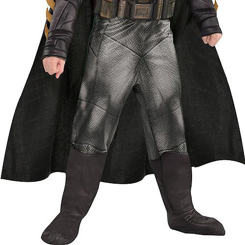 Boys Batman Muscle Costume - Justice League Image #4