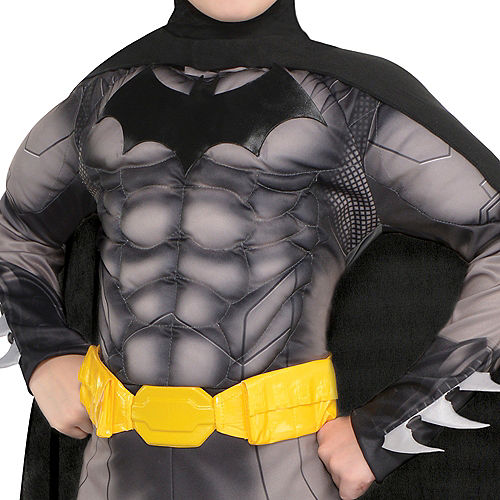 Boys Batman Muscle Costume - DC Comics New 52 Image #3