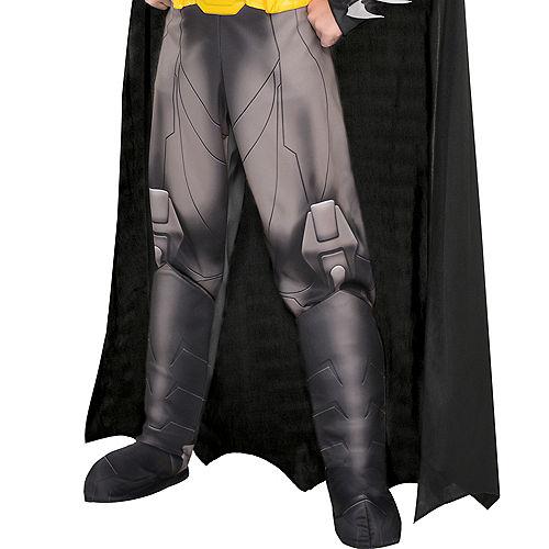 Boys Batman Muscle Costume - DC Comics New 52 Image #4