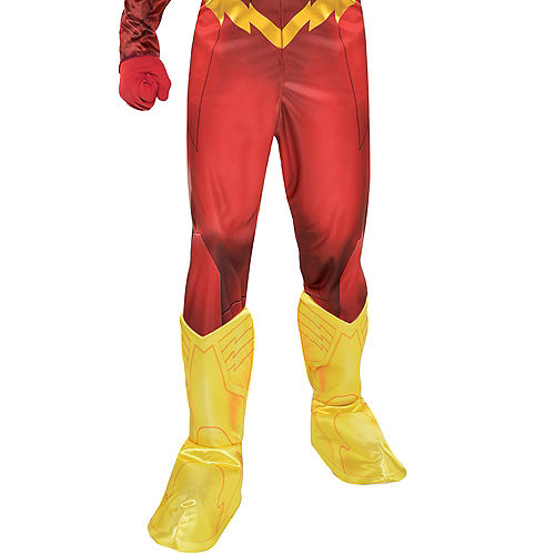 Boys The Flash Muscle Costume - DC Comics New 52 Image #4