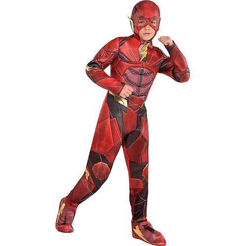 Boys The Flash Muscle Costume - Justice League Part 1 Image #1