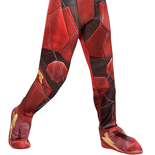 Boys The Flash Muscle Costume - Justice League Part 1 Image #4