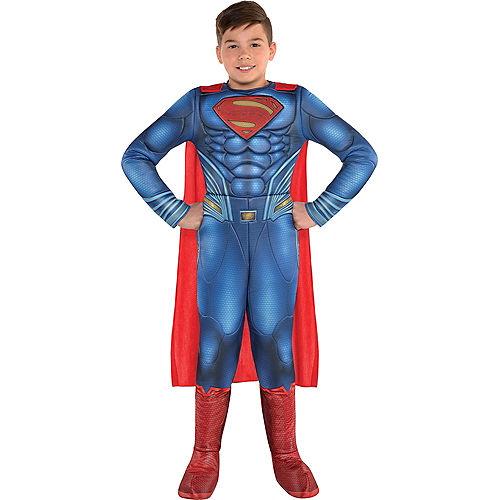 Boys Superman Muscle Costume - Justice League Part 1 Image #1