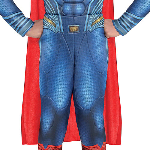 Boys Superman Muscle Costume - Justice League Part 1 Image #3