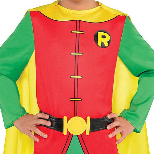 Boys Robin Costume - Batman Image #3