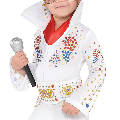 Toddler Boys King of Rock 'n' Roll Costume Image #2