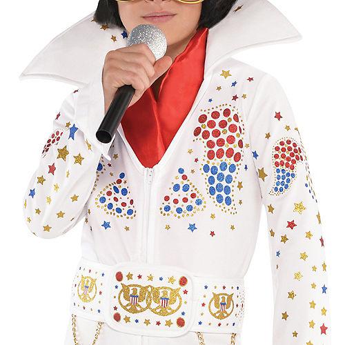 Boys King of Rock 'n' Roll Costume Image #2