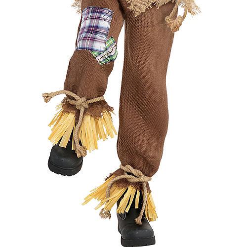 Boys Friendly Scarecrow Costume Image #4
