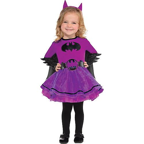 Baby Purple Batgirl Costume - Batman Image #1
