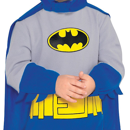 Baby Classic Batman Costume - The Brave & the Bold Image #3