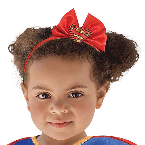 Nav Item for Baby Classic Supergirl Costume - Superman Image #2