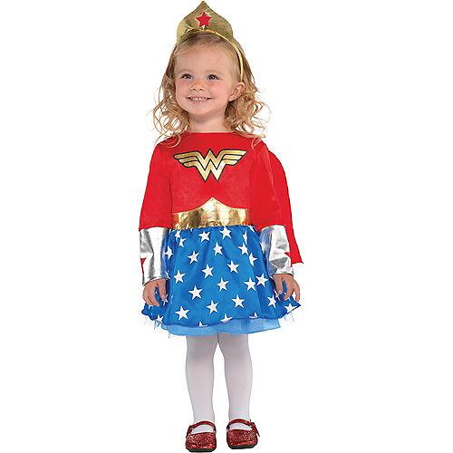 Baby Wonder Woman Costume Image #1