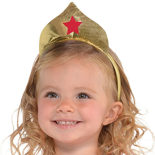 Baby Wonder Woman Costume Image #2