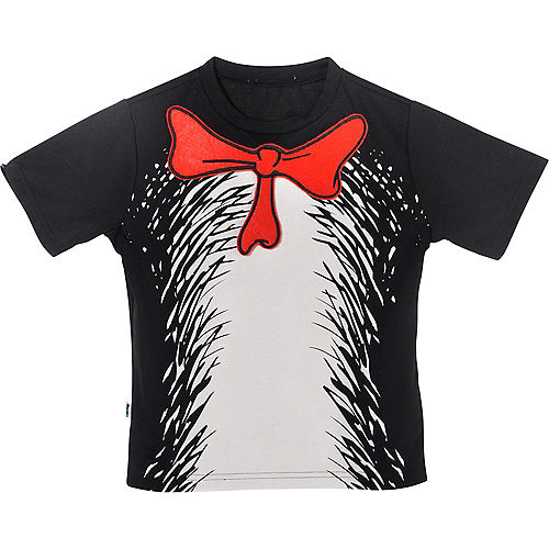 Girls Cat in the Hat Costume - Dr. Seuss Image #4