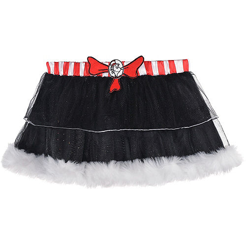 Girls Cat in the Hat Costume - Dr. Seuss Image #5
