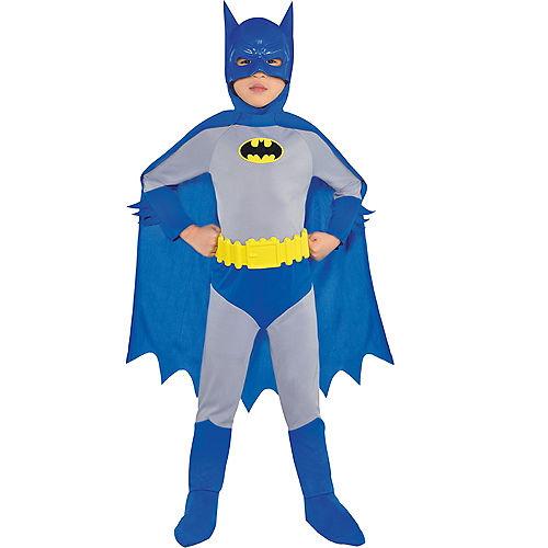 Boys Classic Batman Costume - The Brave & the Bold Image #1