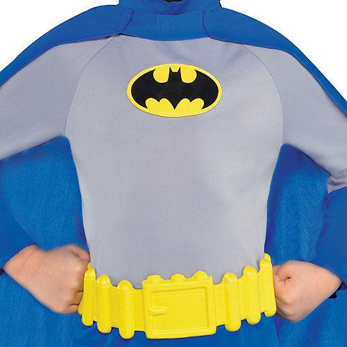 Boys Classic Batman Costume - The Brave & the Bold Image #3