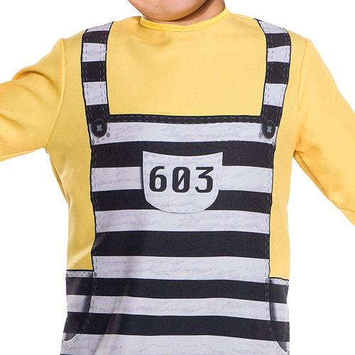 Boys Jail Tom Costume - Despicable Me 3 Image #3