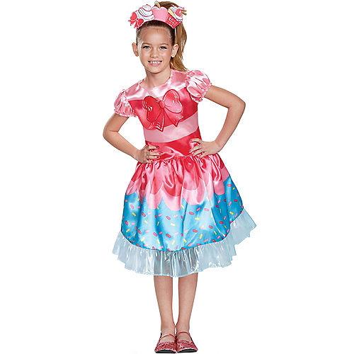 Girls Jessicake Costume - Shopkins Image #1