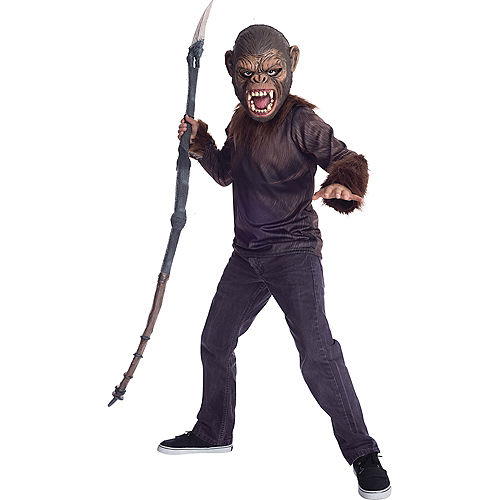 Boys Caesar Costume - War for the Planet of the Apes Image #1