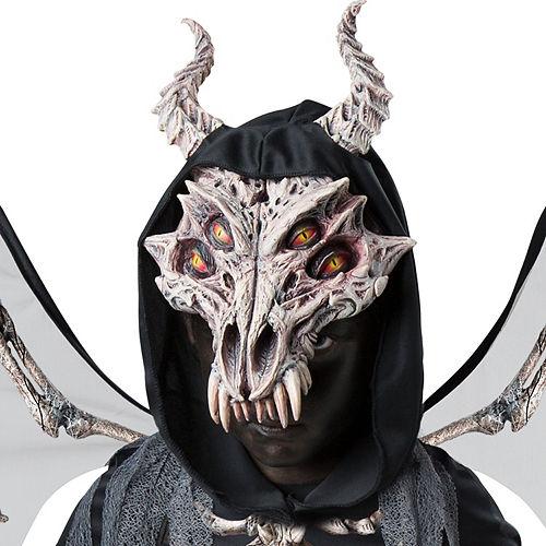 Boys Underworld Skeleton Dragon Costume Image #2