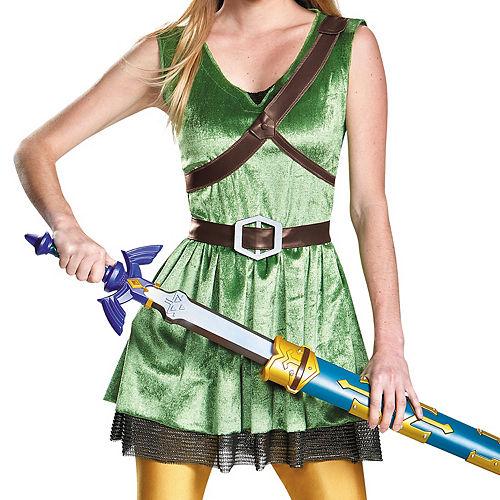 Adult Link Dress Costume - The Legend of Zelda Image #3