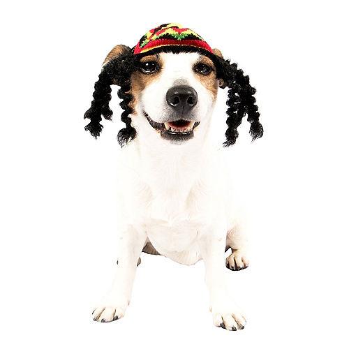 Rasta Dog Costume Image #1