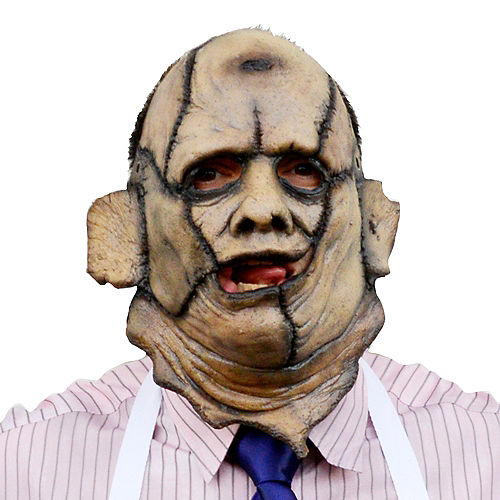 Adult Leatherface Costume - The Texas Chainsaw Massacre Image #2