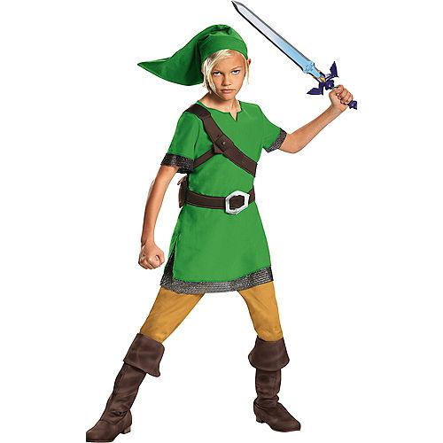 Boys Link Costume - The Legend of Zelda Image #1