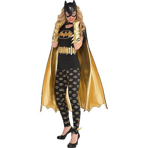 Adult Batgirl T-Shirt - Batman Image #1