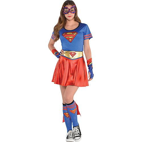 Adult Supergirl T-Shirt - Superman Image #3